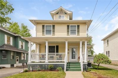 Milford Single Family Home For Sale: 154 New Haven Avenue
