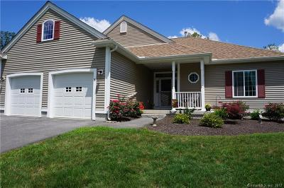Coventry Condo/Townhouse Show: 8 Flanders Woods Lane #8