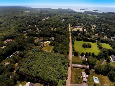 Branford Residential Lots & Land For Sale: 170-182 Leetes Island Road