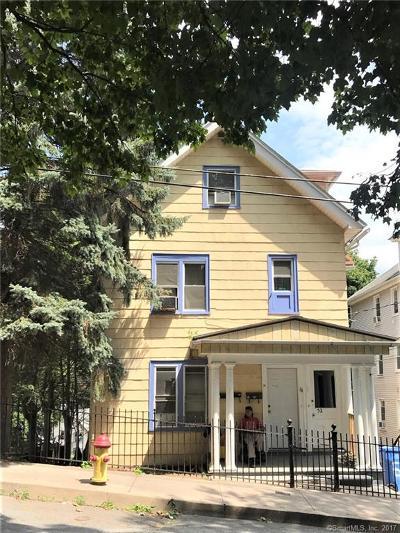 Waterbury Multi Family Home For Sale: 54 Poplar Street