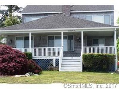 Groton Single Family Home For Sale: 86 East Shore