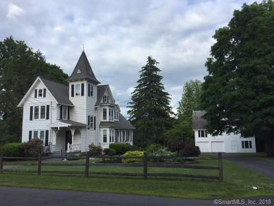 Southington Single Family Home For Sale: 1166 Marion Avenue