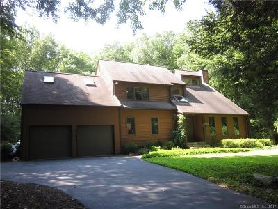 Norwich Single Family Home For Sale: 77 White Plains Road
