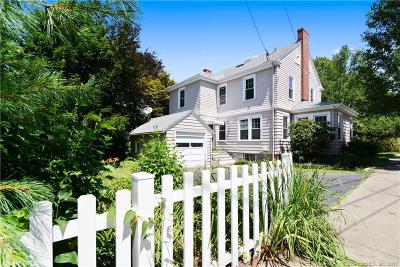 New London Single Family Home For Sale: 250 Hempstead Street