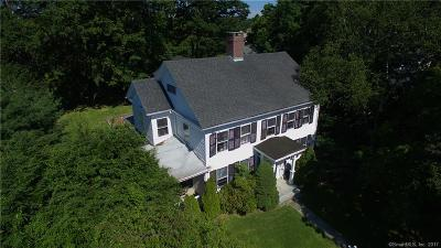 Wethersfield Single Family Home For Sale: 247 Griswold Road
