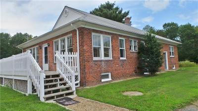 Stafford Single Family Home For Sale: 39 Moulton Hill Road