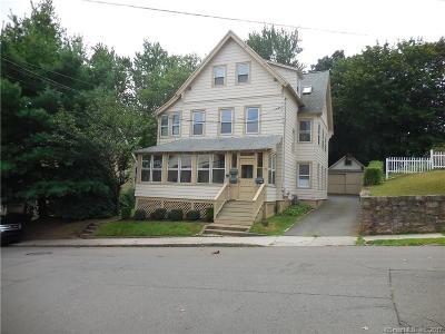 Branford Multi Family Home For Sale: 42 Hopson Avenue