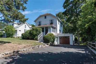 Westport Single Family Home For Sale: 10 Maplewood Avenue