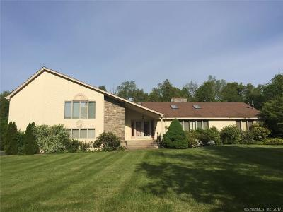 Farmington Single Family Home For Sale: 25 South Ridge Road