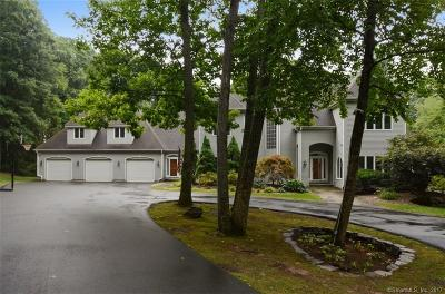 Avon Single Family Home For Sale: 33 Wyngate Drive