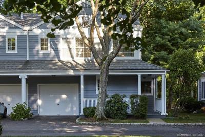 Westport Condo/Townhouse For Sale: 230 Saugatuck Avenue #15