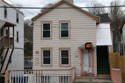 Norwich Multi Family Home For Sale: 220 Franklin Street