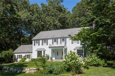 Ridgefield CT Single Family Home For Sale: $950,000