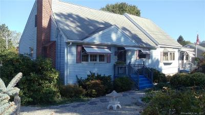 Milford CT Single Family Home For Sale: $235,000