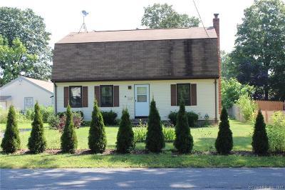 Bristol Single Family Home For Sale: 48 Andrews Street