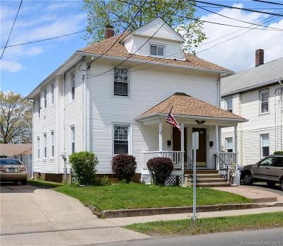 West Haven Multi Family Home For Sale: 244 Washington Avenue