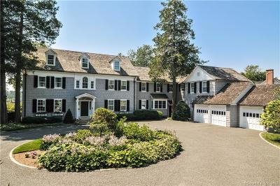 Fairfield CT Single Family Home For Sale: $5,995,000