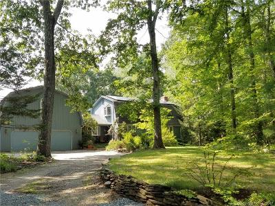 Plymouth Single Family Home For Sale: 53 Schroback Road