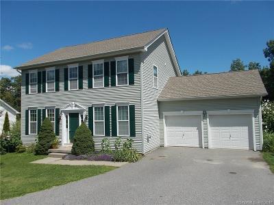 Torrington Single Family Home For Sale: 122 Penny Lane