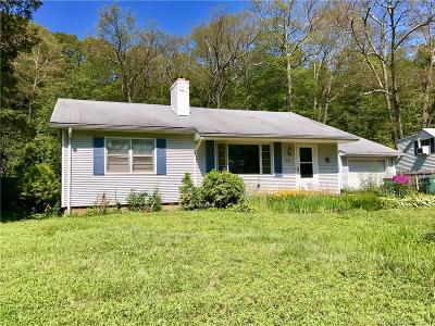 Cheshire Single Family Home For Sale: 113 Mountain Road