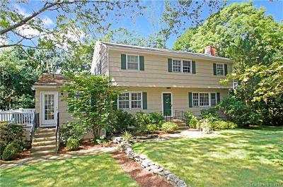 Westport Single Family Home For Sale: 18 Saint George Place