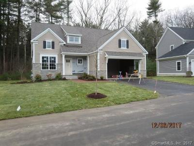Simsbury Single Family Home For Sale: 8 Carson Way