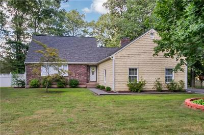Southington Single Family Home For Sale: 351 Hart Street