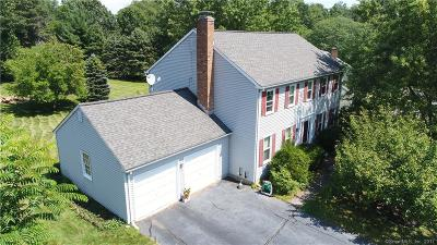 Cheshire Single Family Home For Sale: 6 Brookfield Court