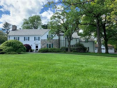 Stamford Single Family Home For Sale: 128 Starin Drive