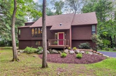 Avon CT Single Family Home For Sale: $296,900