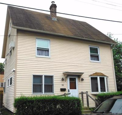 Norwich Single Family Home For Sale: 10 9th Street
