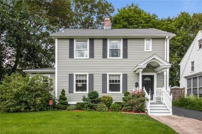 Hamden Single Family Home For Sale: 18 Gordon Street