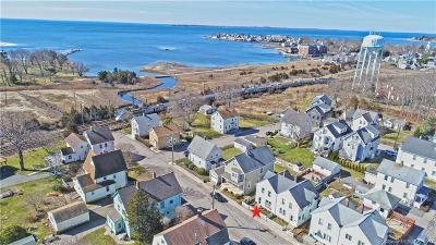 Stonington Single Family Home For Sale: 7 Bradley Street