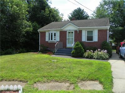 Southington Single Family Home For Sale: 42 Knox Drive