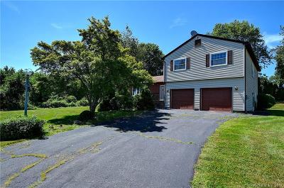 Rocky Hill Single Family Home For Sale: 120 Sandy Drive