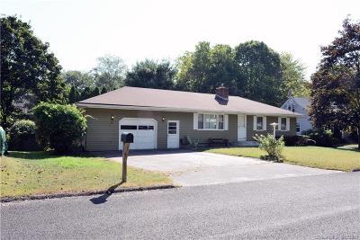 Southington Single Family Home For Sale: 38 Craig Avenue
