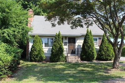 Bristol Single Family Home For Sale: 551 Pine Street