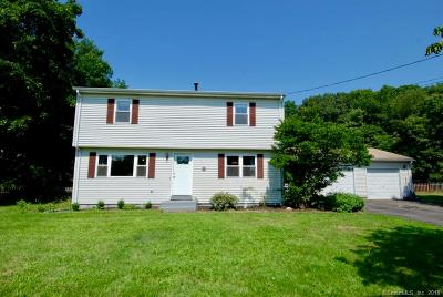 Southington Single Family Home For Sale: 80 Malcein Drive