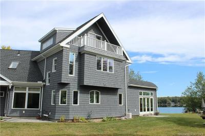 Tolland County, Windham County Single Family Home For Sale: 17 Lakeside Drive