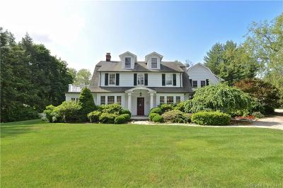 Ridgefield CT Single Family Home For Sale: $1,895,000