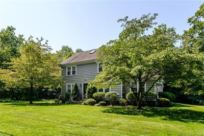 Southbury Single Family Home For Sale: 88 Jeremy Swamp Road