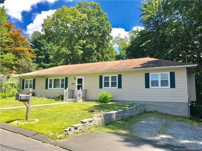 Naugatuck Multi Family Home For Sale: 19 Candee Road