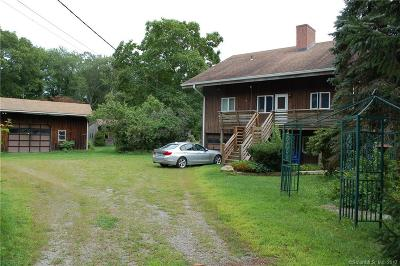 Coventry Single Family Home For Sale: 2645 Boston Turnpike