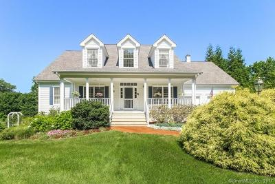 Derby Single Family Home For Sale: 4 Buckingham Road