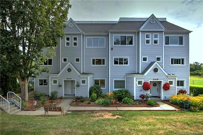 Milford CT Condo/Townhouse For Sale: $227,000