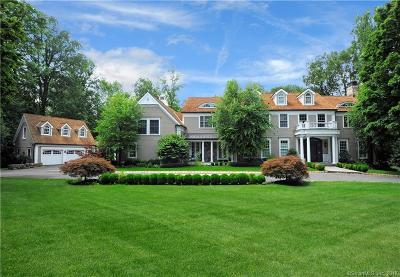 Fairfield County Single Family Home For Sale: 11 Hedgerow Lane