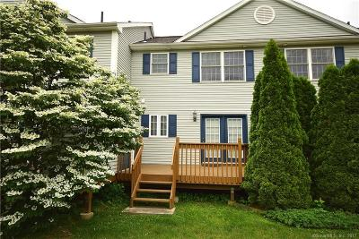Tolland County, Windham County Condo/Townhouse For Sale: 151 Pinney Street #C