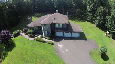 Southbury Single Family Home For Sale: 75 Hemlock Ridge Road
