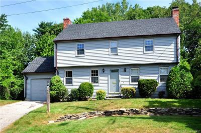 West Hartford Single Family Home For Sale: 22 Gloucester Lane