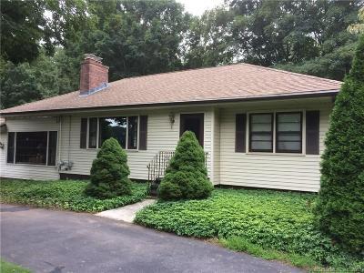 Hamden Single Family Home For Sale: 104 Hillfield Road